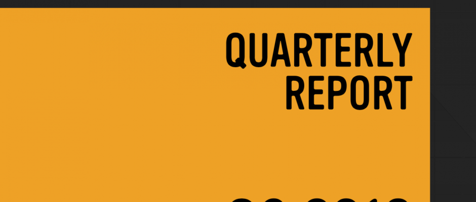 Prasos quarterly cryptocurrency market report Q3′ 18