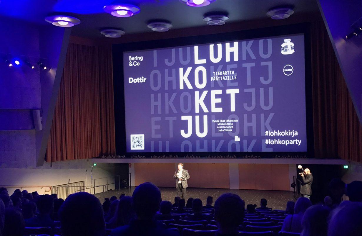 Viikkokatsaus 9/2019: Ensimmäinen suomalainen lohkoketjukirja on julkaistu